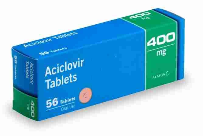 Aciclovir tabletten - Medicatie voor Herpes