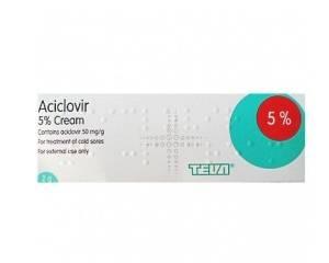 Aciclovir creme - Medicatie voor Herpes