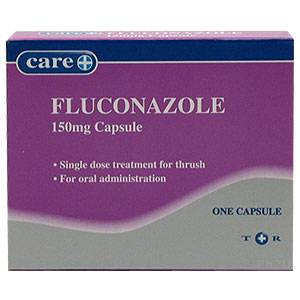Afbeelding van de Fluconazol 200 mg voor de SOA Candida.