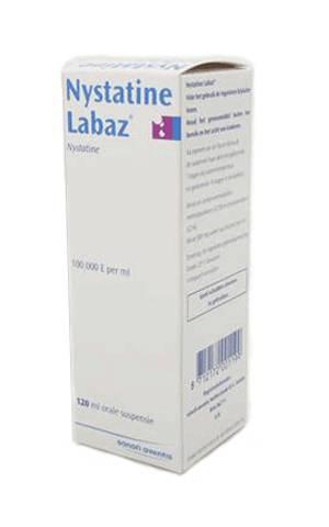 Nystatine 30 ml. - Medicatie voor Candida