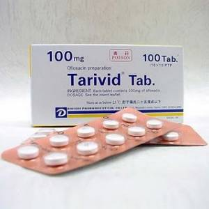Tarivid 200 mg 14 tabl. - Medicatie voor Gonorroe